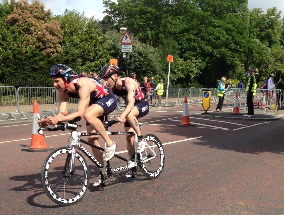 London ITU Bike