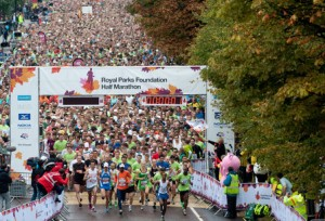 This is what 16,000 runners look like
