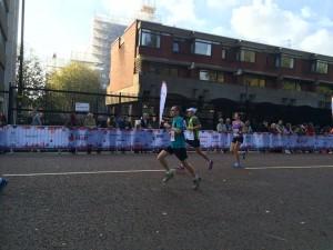 Finish in sight - thankfully!