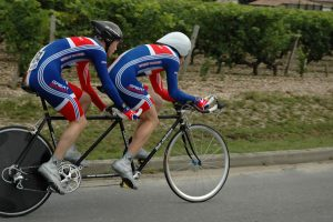 2007 Bordeux Paracycling World Champs